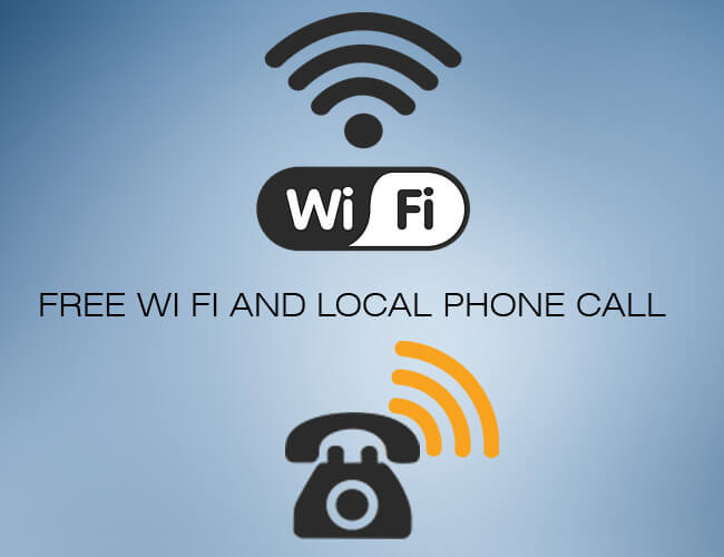 Free Wifi at Bucklands Beach Waterfront Motel